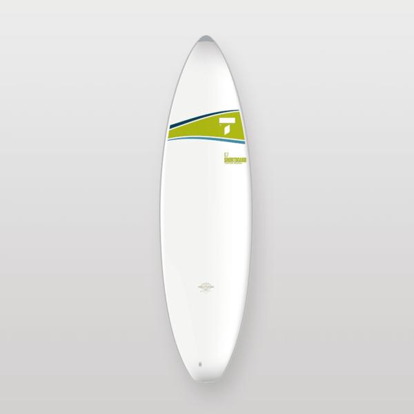 שורט בורד Short Board 6'7