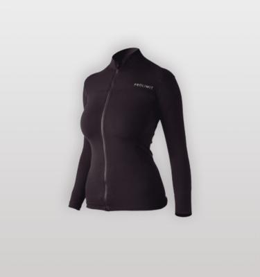 חולצת פליז נשים Sup Convertible