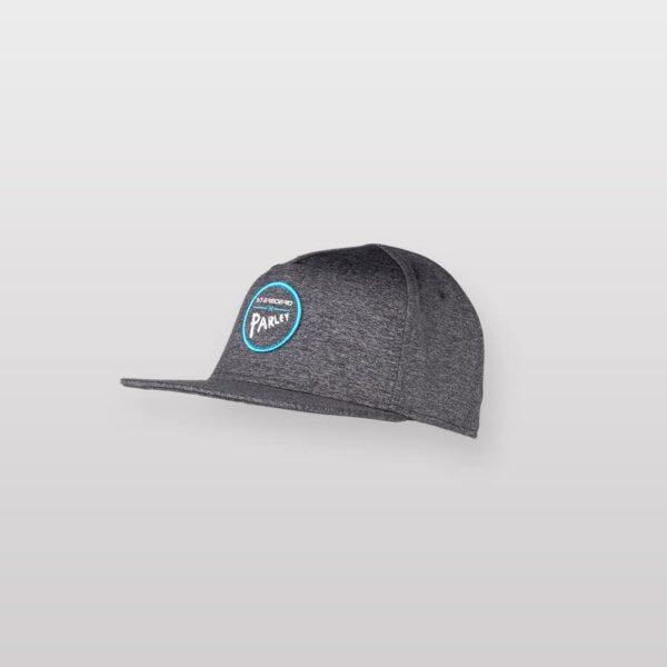 כובע שחור של סטארבורד
