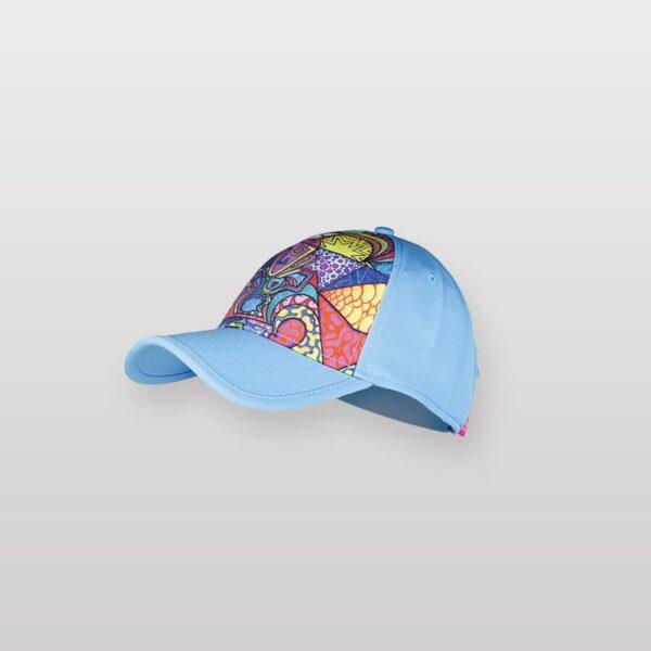 כובע כחול של חברת סטארבורד