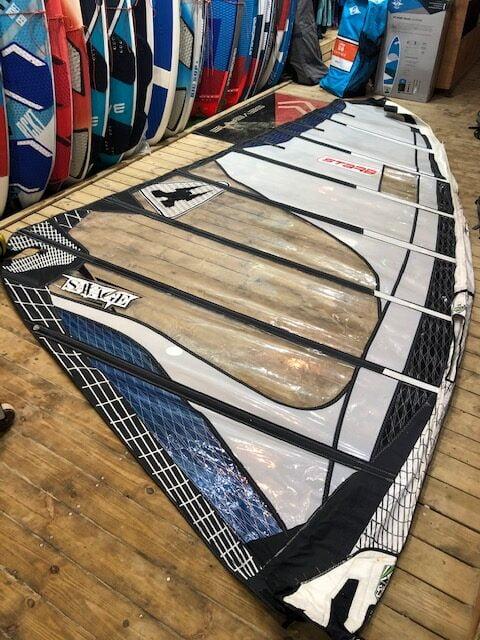 מפרש משומש Naish Rally