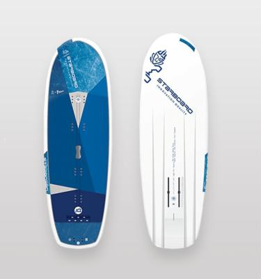 גלשן סאפ קשיח Starboard Hyper Foil 5'11