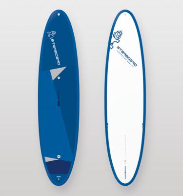 גלשן סאפ קשיח Starboard Go Windsup 11'2 x 32