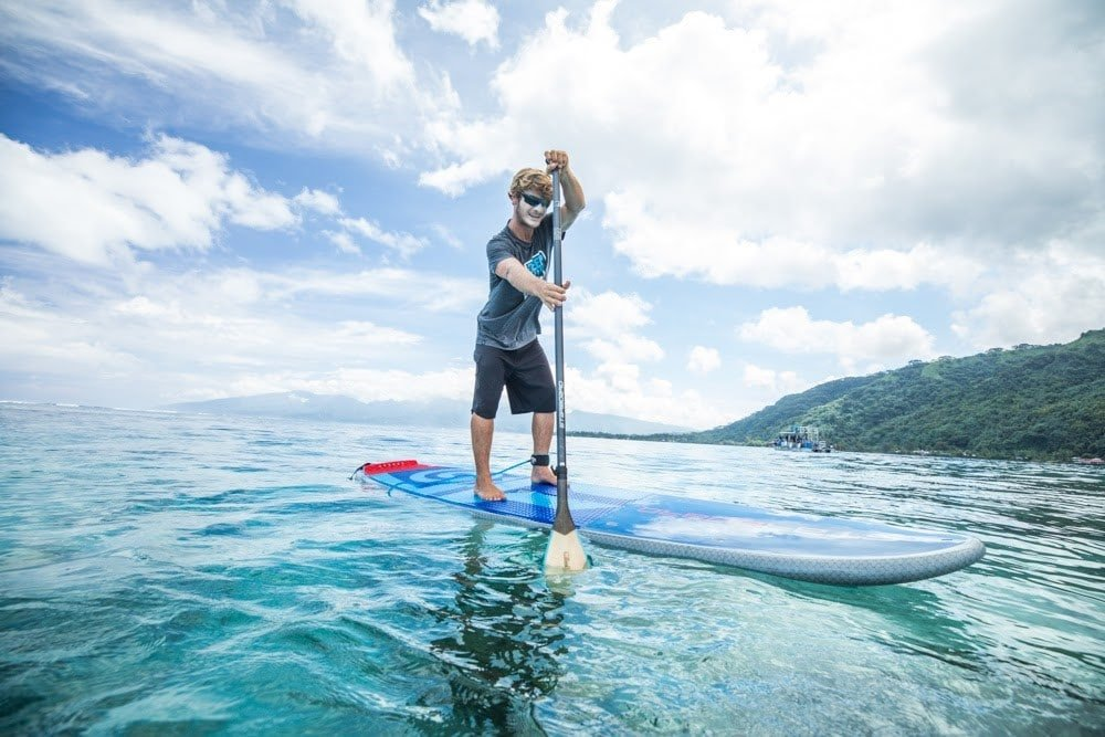 sup surfing guide and tutorial